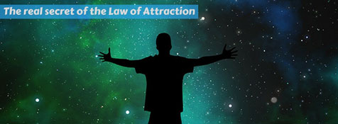 The-real-secret-of-Law-of-Attraction