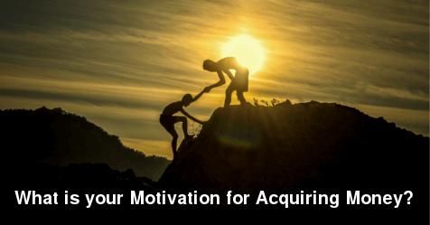 source of motivation