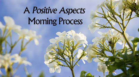 A Positive Aspects Morning Process